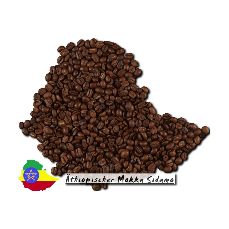 Aethiopisch Mocca Sidamo